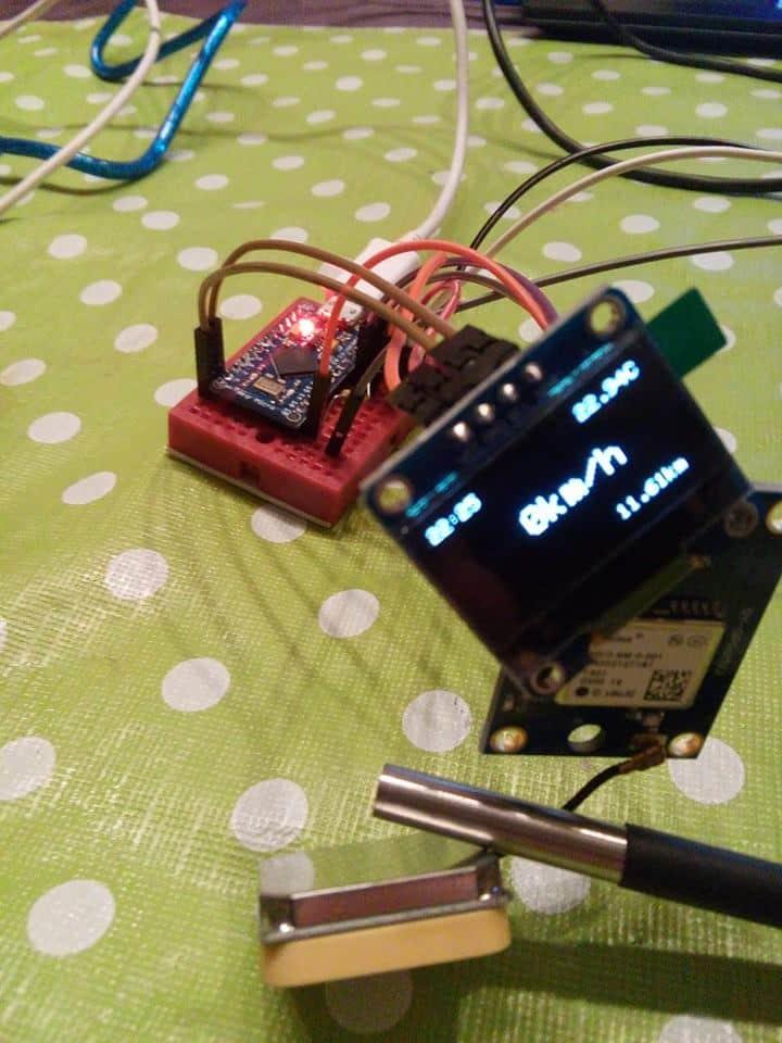 Photo de [Projet] Arduino : Créer son propre compteur GPS