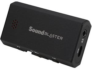 Photo de [TEST] SoundBlaster E1 – Un amplificateur nomade hors du commun