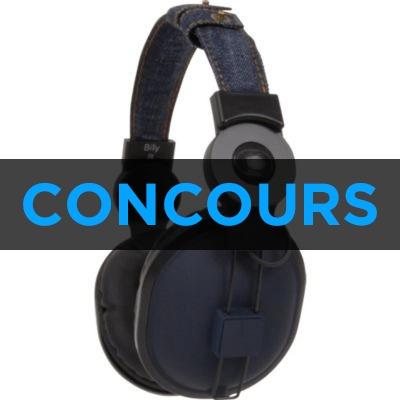 Photo de CONCOURS : Le casque audio Billy à gagner