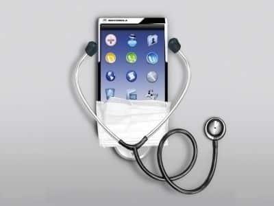Photo de La technologie «portative» et la médecine