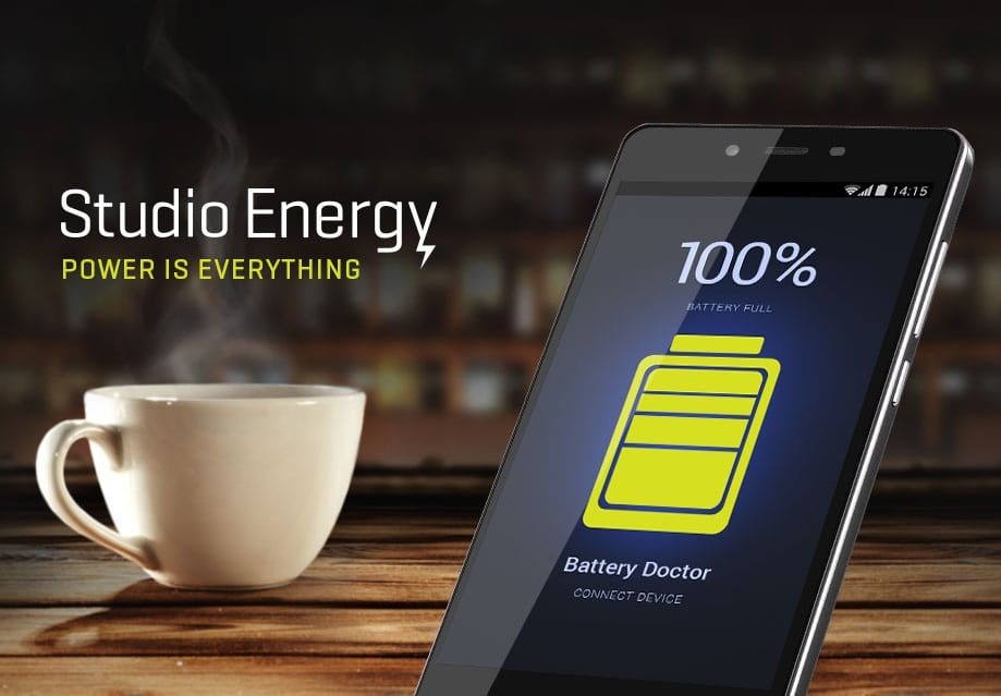 Photo de [NEWS] BLU Studio Energy, de l'énergie pour longtemps !