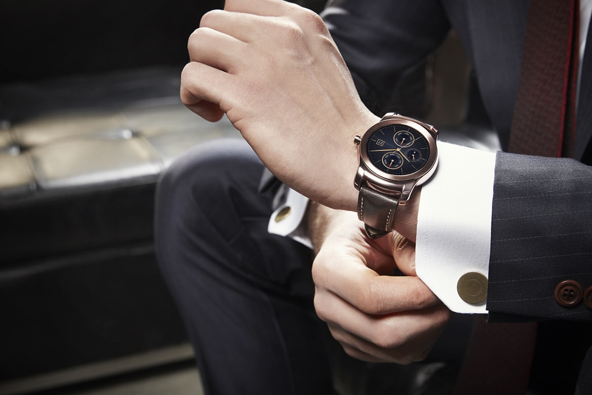 Photo de [Actu] LG Watch Urbane, une montre qui se veut luxueuse !