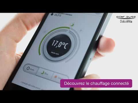 Photo de Utilisez votre téléphone pour gérer votre chauffage, c'est possible !