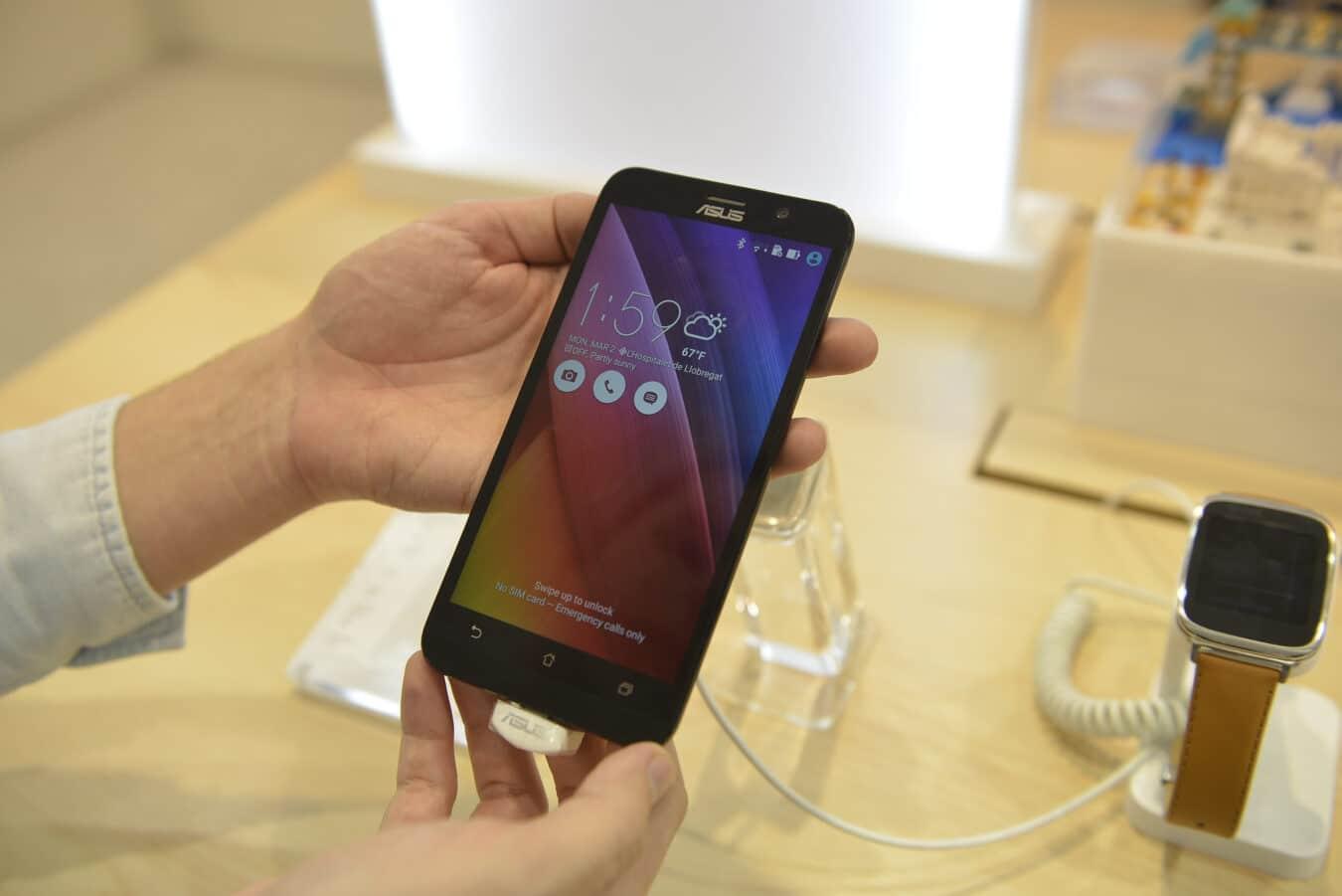 Photo de [MWC] Le ZenFone 2 de Asus et ses autres nouveautés