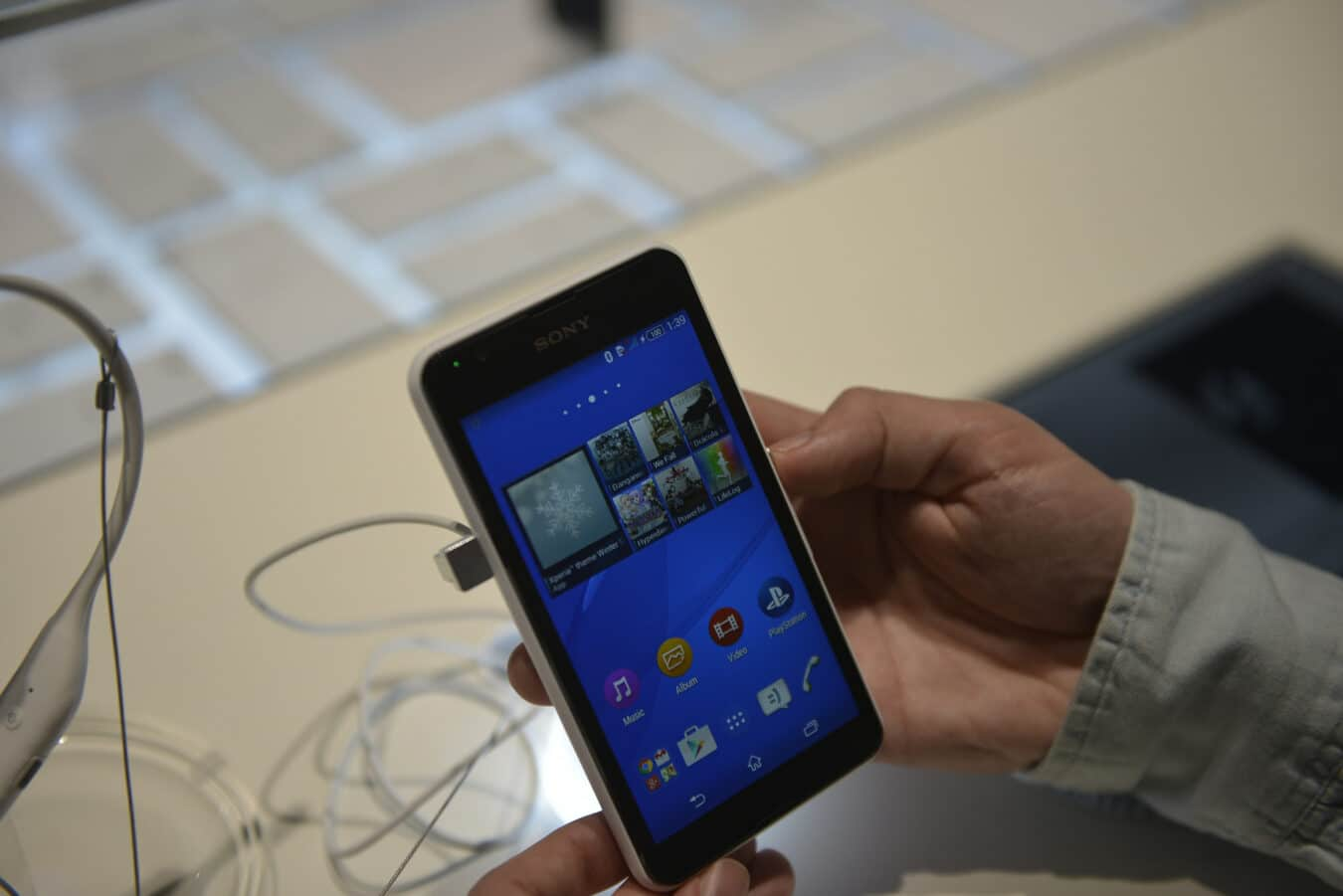 Photo of [MWC] Une nouvelle entrée de gamme pour Sony, le Xperia E4G