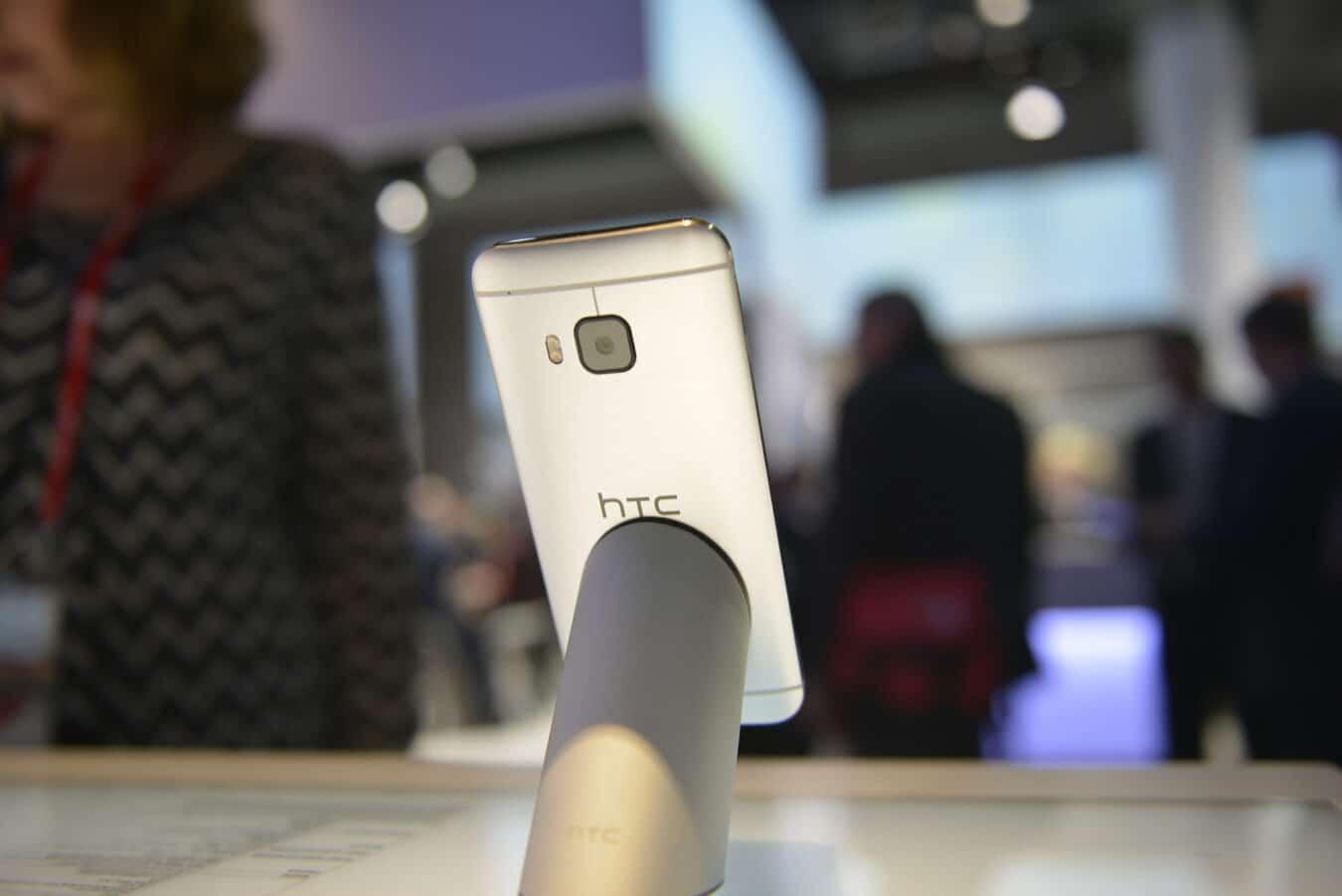 Photo de [MWC] HTC One M9, meilleur smartphone pour 2015 ?