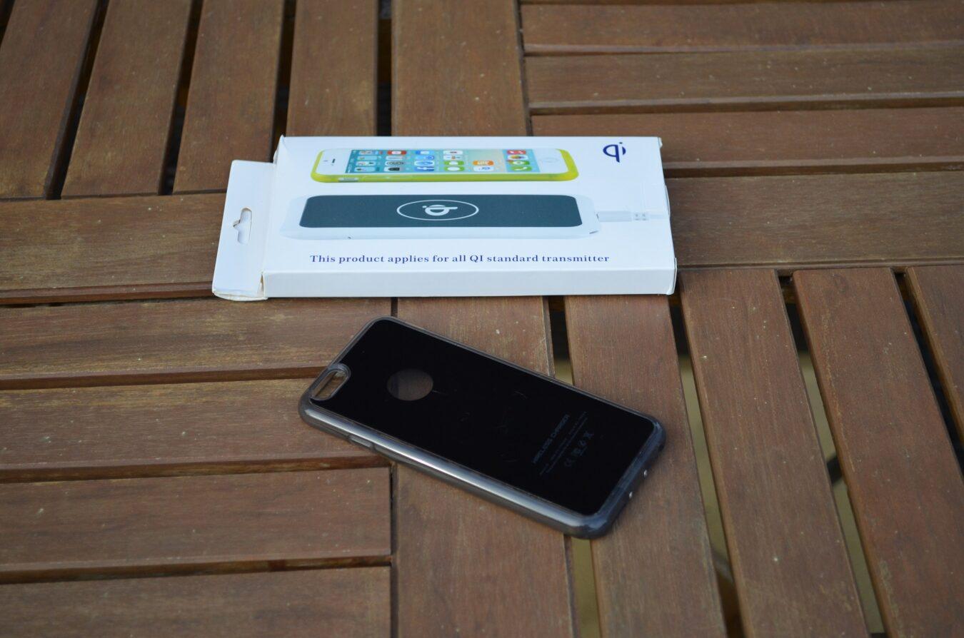 Photo de [TEST] Coque iPhone 6 Flexishield – Essayez la recharge sans fil !