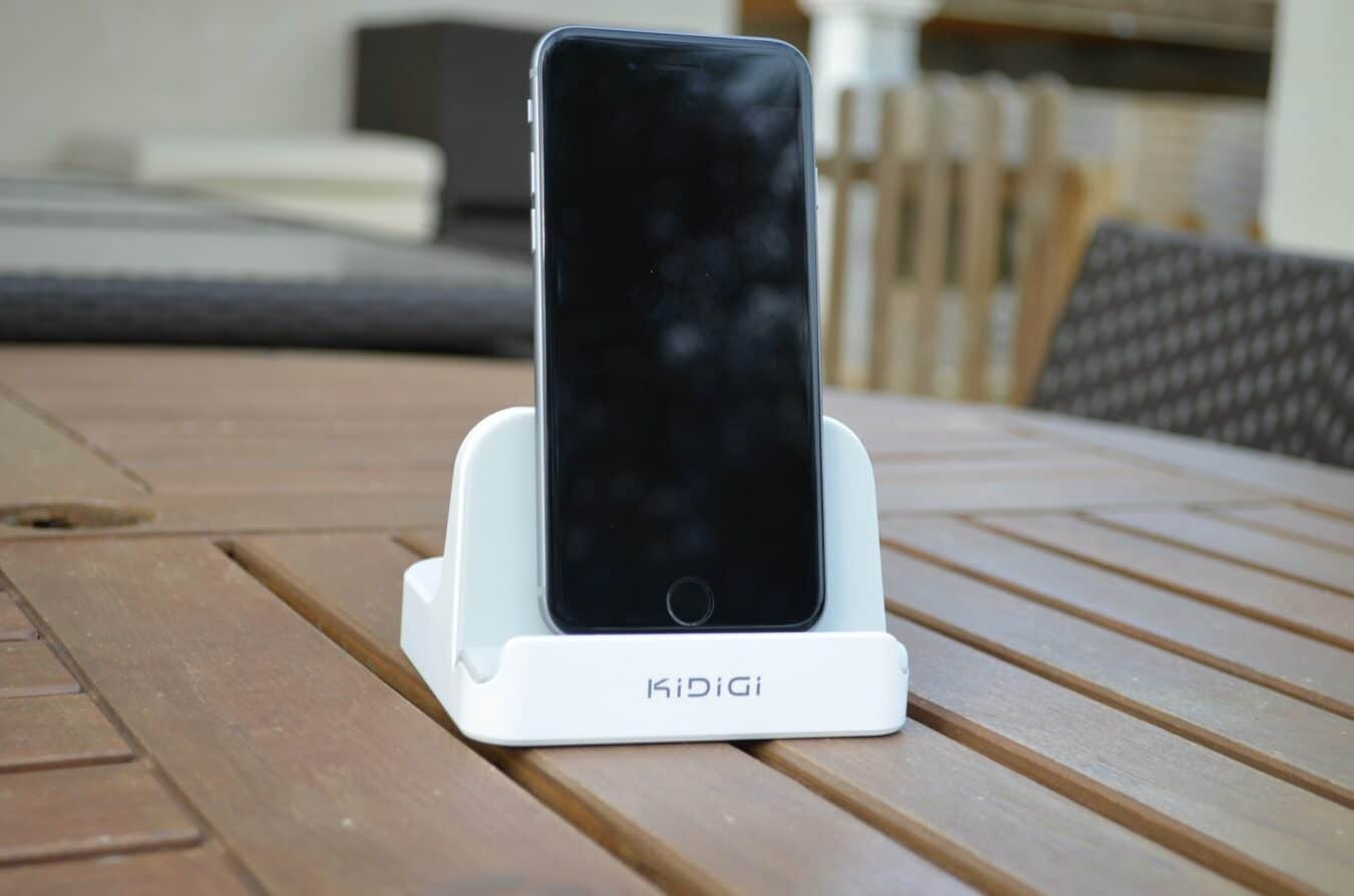 Photo of [TEST] KIDIGI Sync & Charge Dock – Mettez en valeur votre iPhone !