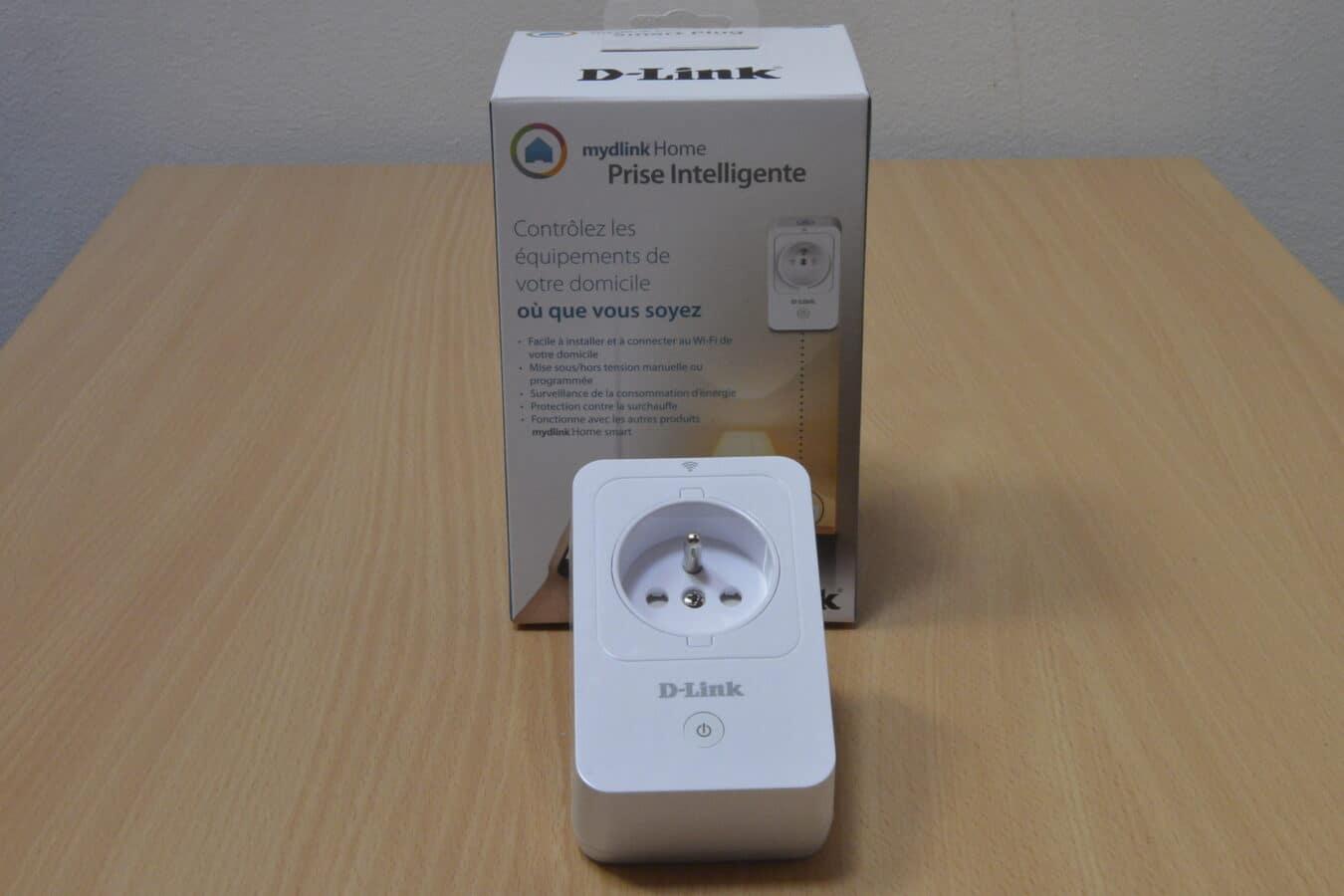 Photo de [TEST] Prise intelligente D-Link Home – Prenez le contrôle de vos prises !