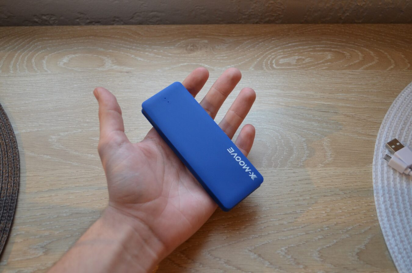 Photo de [TEST] Batterie Externe X-Moove Powergo Nano