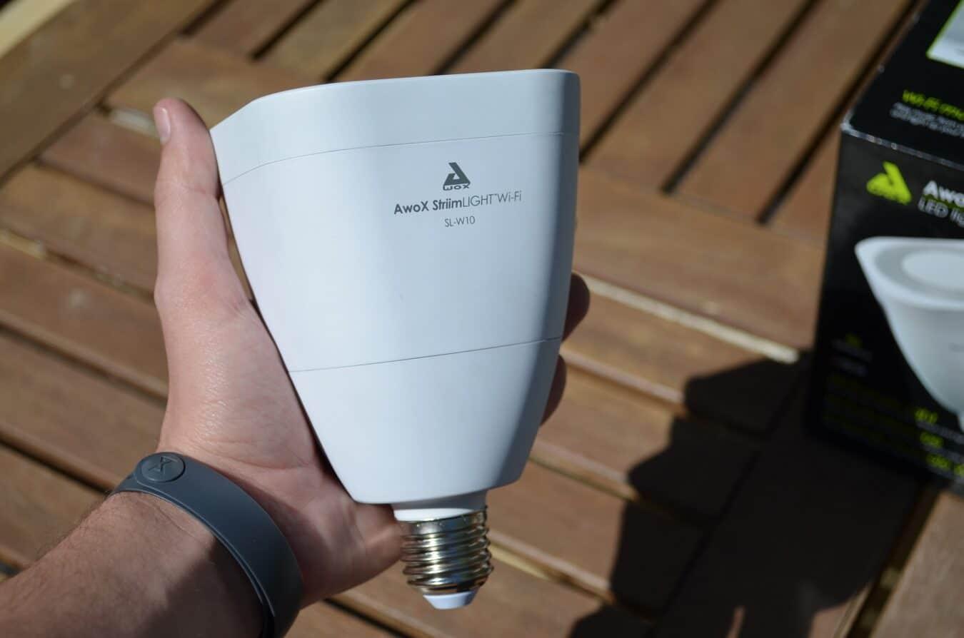 Photo of [TEST] AwoX StriimLight WiFi – Et la lumière enceinte fut !