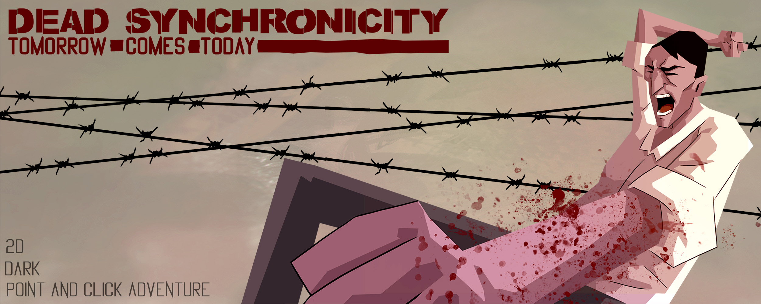 FICTIORAMA STUDIOS - Dead Synchronicity - DS Banner