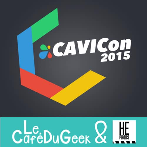 Photo of De retour de la CAVICon !
