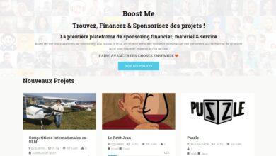 Photo of Boost-Me : Une plateforme française de sponsoring