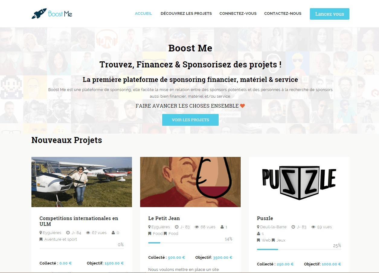 Photo of Boost-Me : Une plateforme française de sponsoring