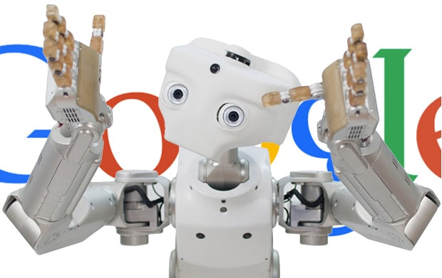 Photo de [Actu] Google aimerait doter les robots domestiques d'une «personnalité»