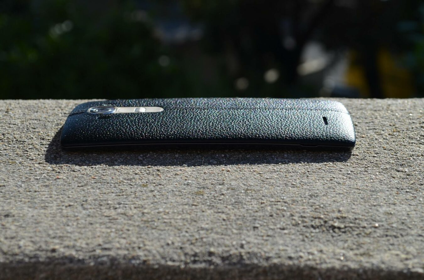 Photo de [UNBOXING] LG G4 – Le nouveau smartphone du couturier !