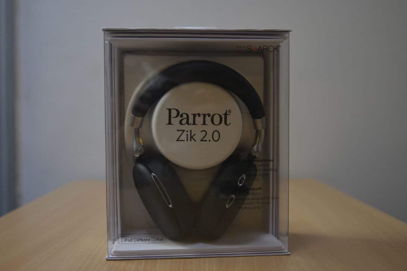 Photo de [Déballage] Casque Parrot Zik 2.0 – Le casque parfait ?