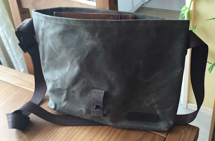 Photo of [TEST] Sac Vitesse de Waterfield – Un grand sac pour tout y mettre !