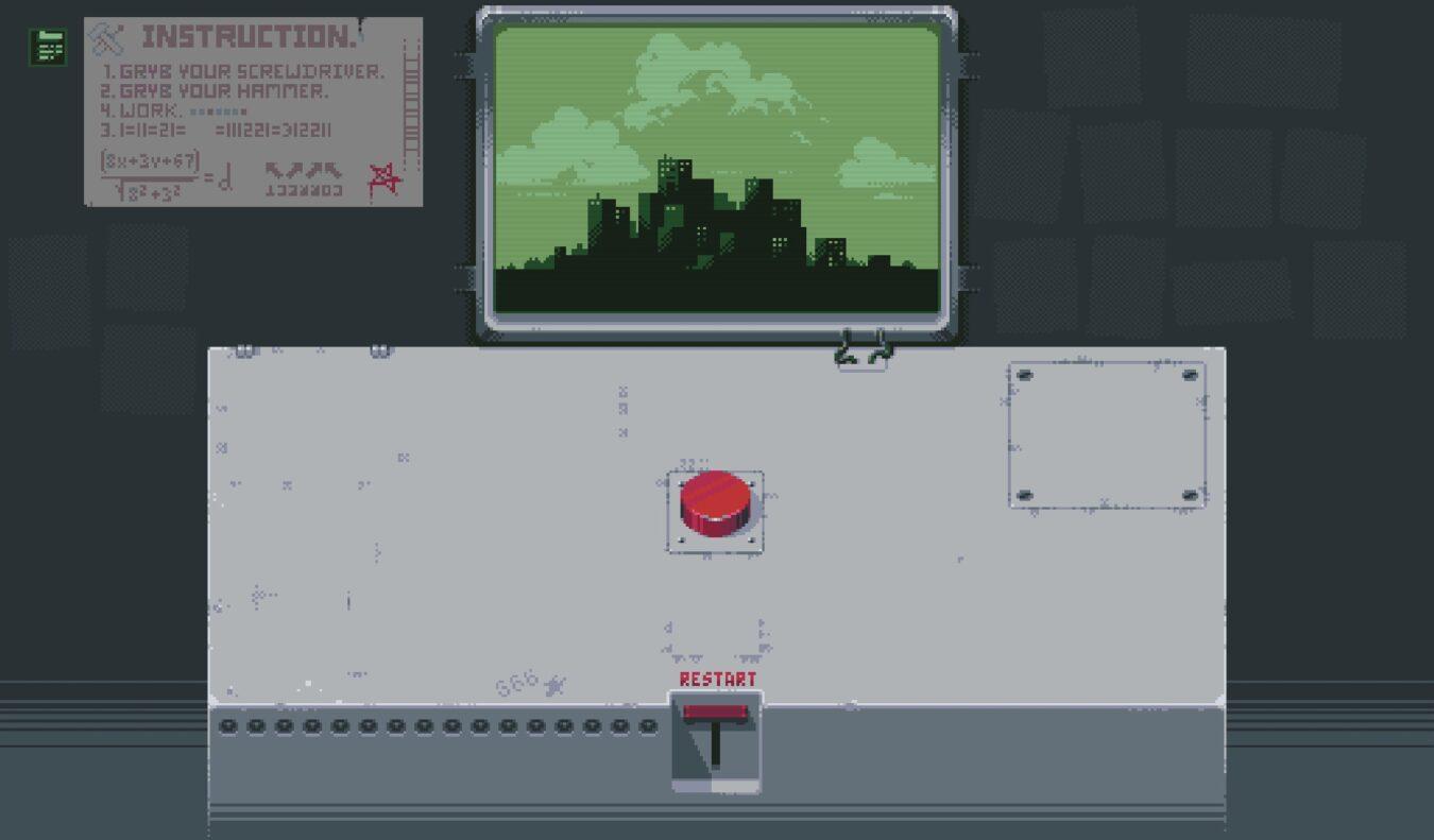 Photo de [Test] Please, Don't Touch Anything – C'est quoi ce bouton rouge ?
