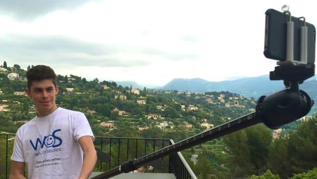 Tom Bittman, le pro du selfie