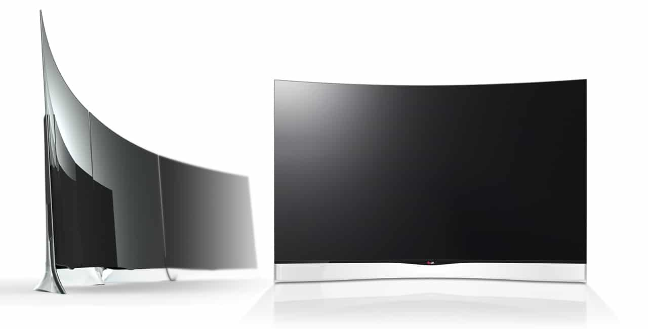 Photo de [ACTU] La télévision la plus fine du monde est chez LG !