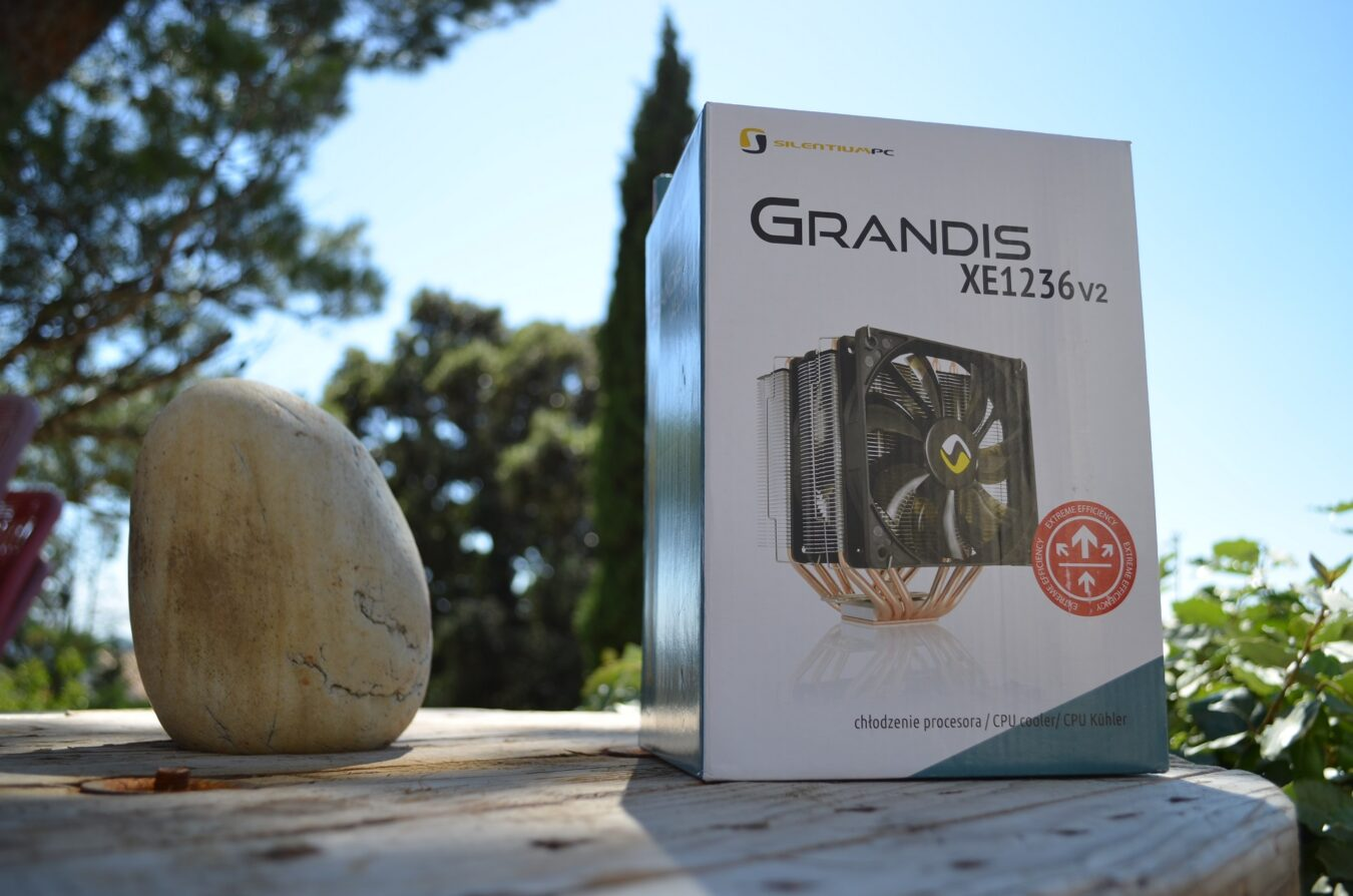 Photo de [TEST] Ventirad Silentium PC XE1236 v2 – La bonne surprise