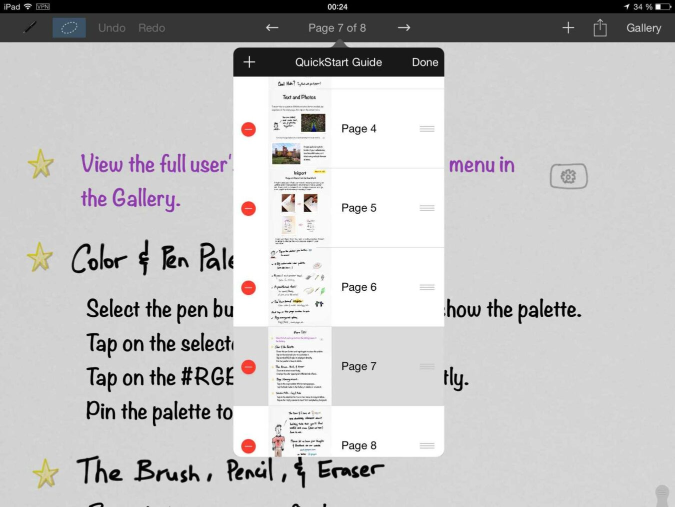Photo de [TEST] Inkflow – Le carnet de notes ultime pour iPhone et iPad