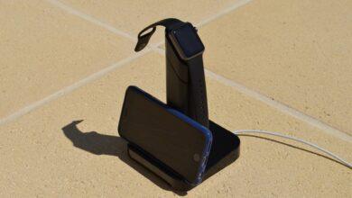 Photo of [TEST] Griffin WatchStand – Le dock spécialement conçu pour Apple Watch