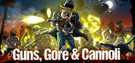 Photo de [Test] Guns,Gore &Cannoli – Parrain vs Zombies