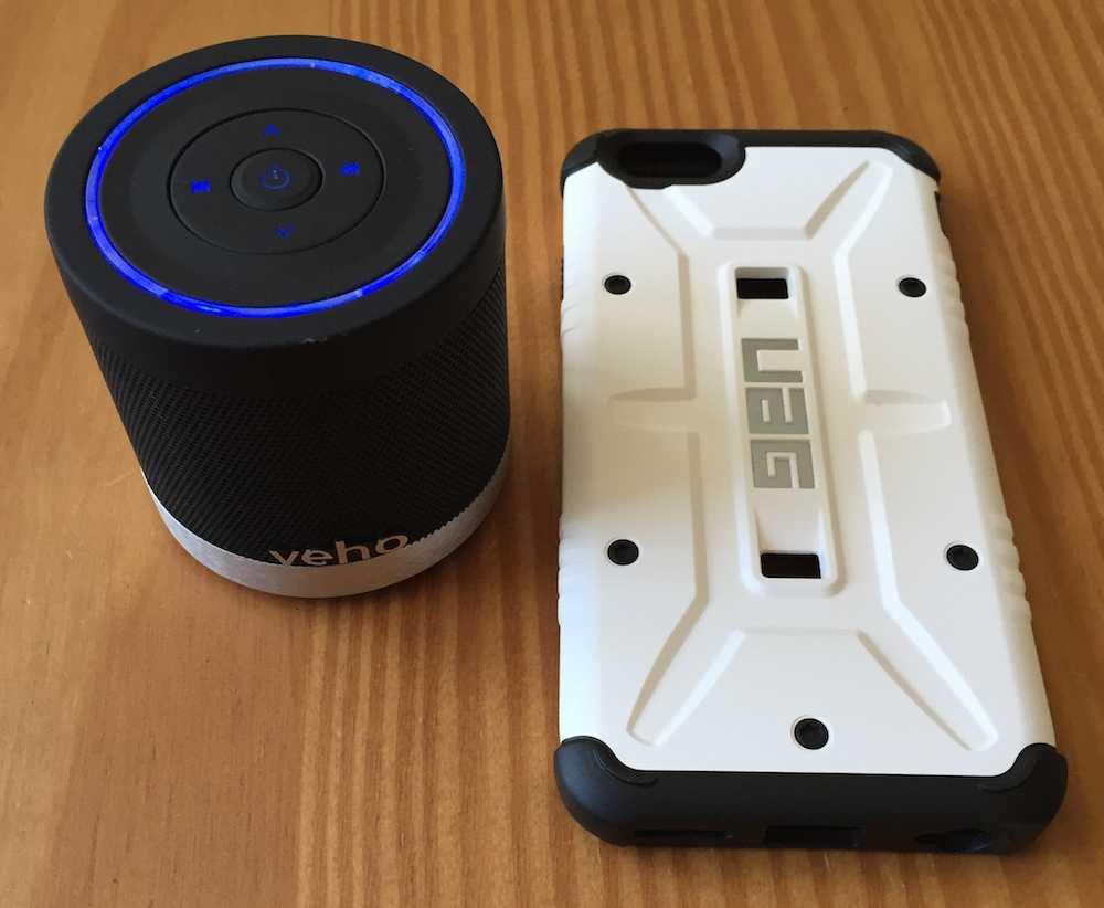Photo of [TEST] Enceinte Bluetooth Veho 360° M4 – Une enceinte tout-terrain