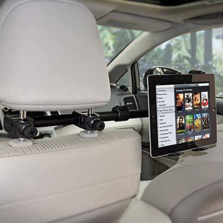 Photo of Tablette, vacances et enfants en voiture : la solution existe !