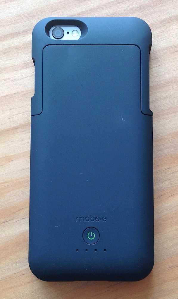 test coque batterie magic case de mobee une bonne solution pour votre iphone lcdg. Black Bedroom Furniture Sets. Home Design Ideas