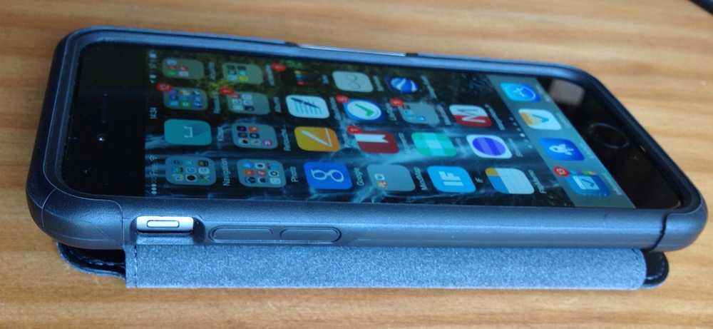 Photo of [TEST] Étui Strada d'OtterBox pour iPhone 6 – Un étui qui allie protection et élégance