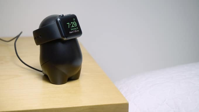 Photo of Kickstarter Coffee Award – WATCHme, le cyclope qui recharge l'Apple Watch