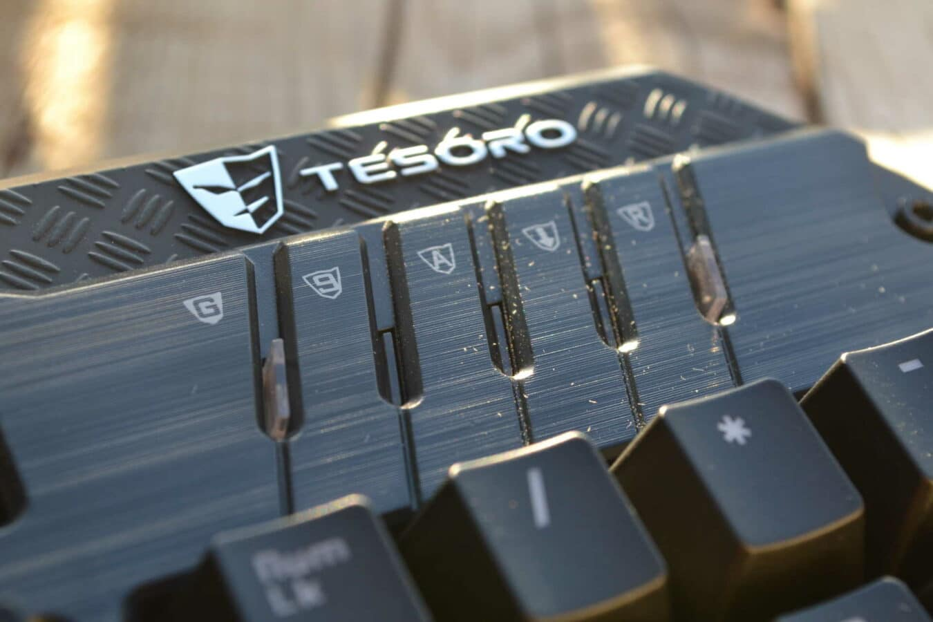 Photo de [TEST] Tesoro Lobera Spectrum – Un clavier gaming tout en couleurs