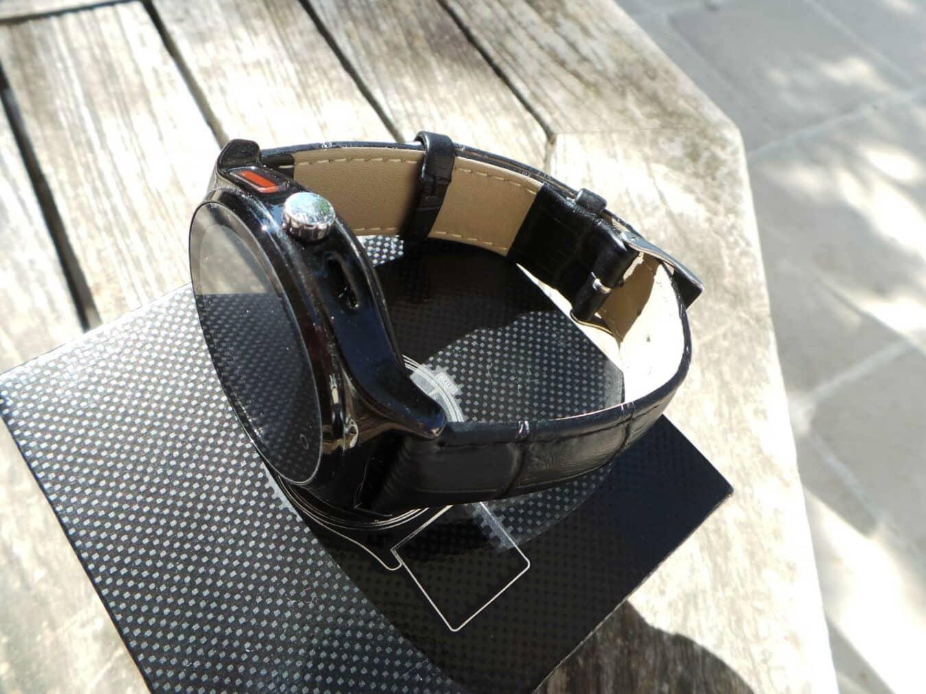 Photo de [TEST] RWATCH R11 – Une smartwatch à portée de main