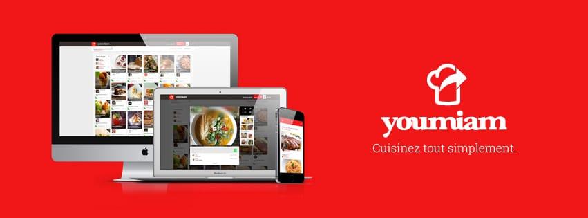 Photo de [App] YouMiam – Pour que la cuisine devienne un plaisir