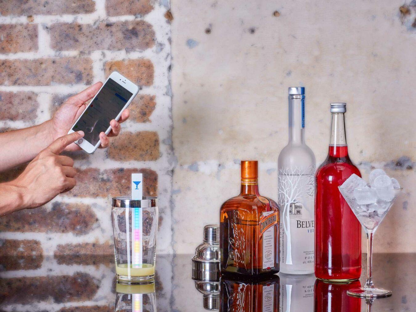 Photo de MixStik – L'outil parfait pour réaliser vos cocktails !