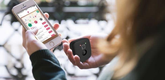 Photo de [NEWS] TiFiz, une balise GPS avec une autonomie révolutionnaire !