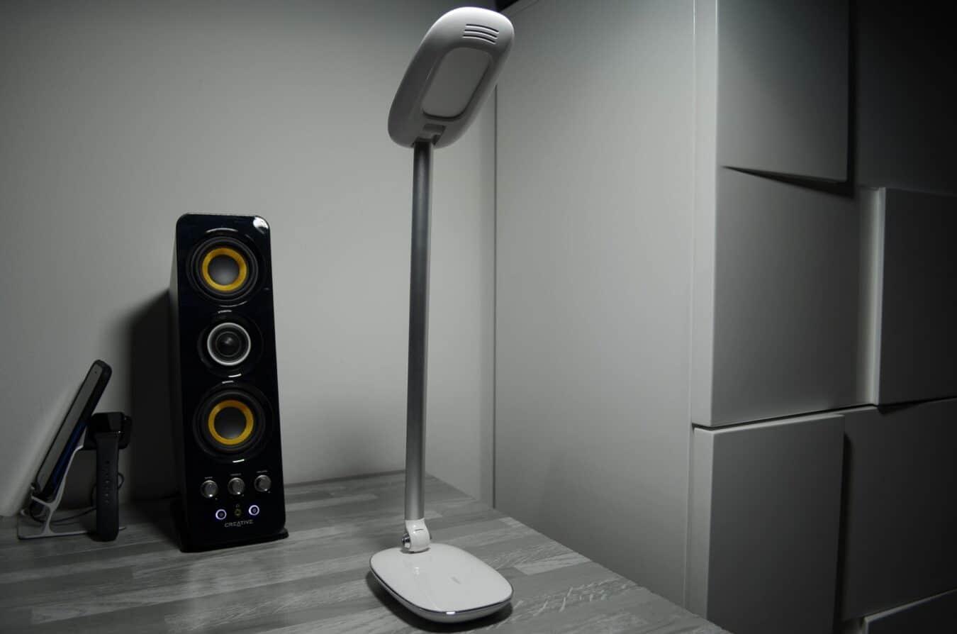 Photo de [TEST] Avantek DL-Q7 – Une lampe de bureau qui a du potentiel !