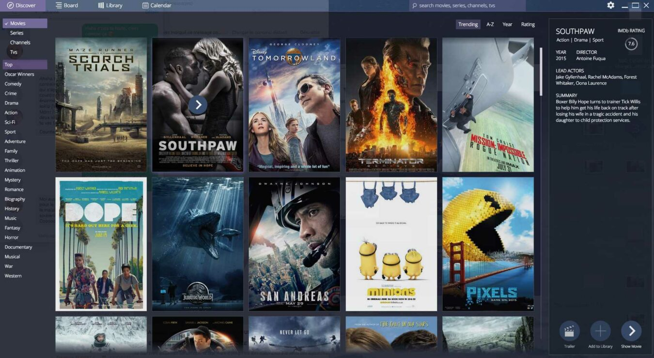 Photo of Adieu Popcorn Time, bienvenue à Stremio !