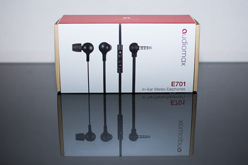 Photo of [TEST] Audiomax E701 – Des écouteurs approuvés par Apple