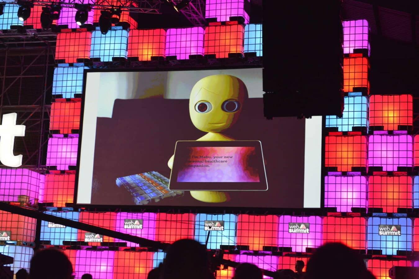 Photo de #WebSummit – Vivre avec les robots
