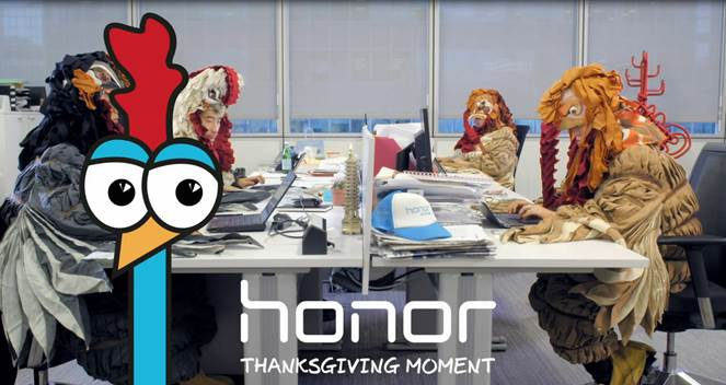 Photo de Bon plan : Honor met Thanksgiving à l'honneur #DingueDinde
