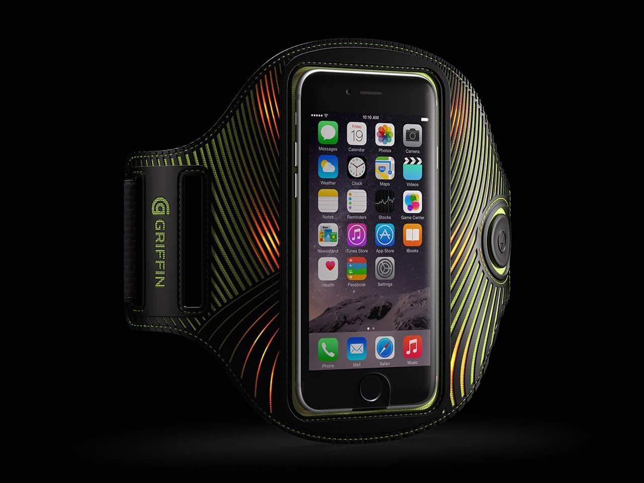Photo de [Concours Noël] Des accessoires Griffin pour iPhone 6 !