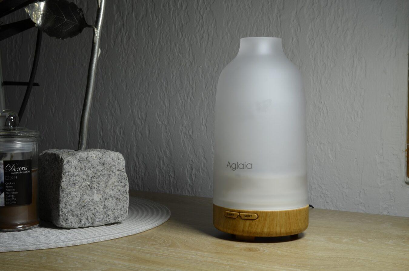 Photo de [TEST] Aglaia – Un magnifique diffuseur d'huile essentiel