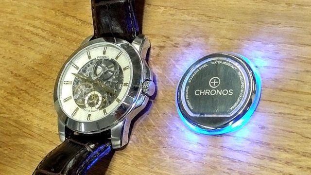 Photo of Un objet pour rendre votre montre connectée ? Buzz et Clair #7