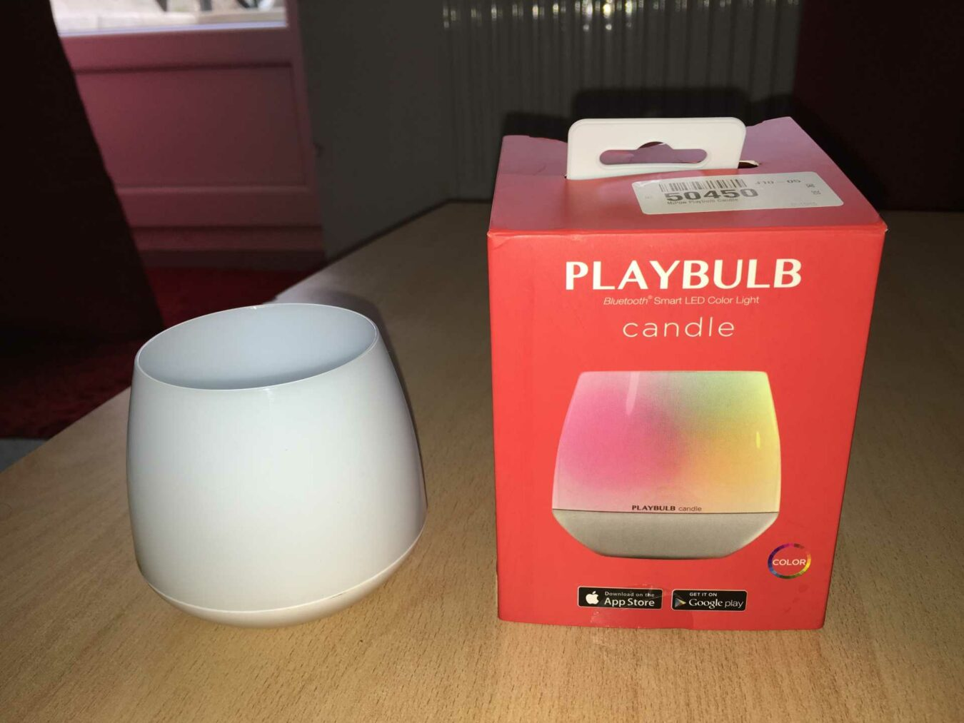 Photo of [TEST] MiPow Playbulb Candle – La bougie LED connectée