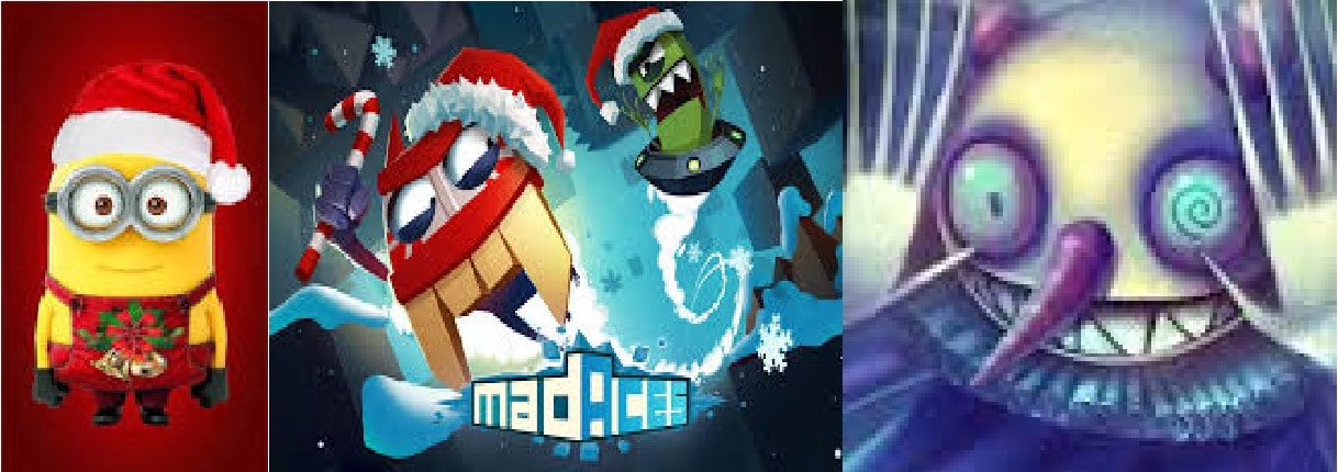 Photo of Des applis qui se mettent à jour pour Noel : Mad Aces, Afterland et Minion Rush